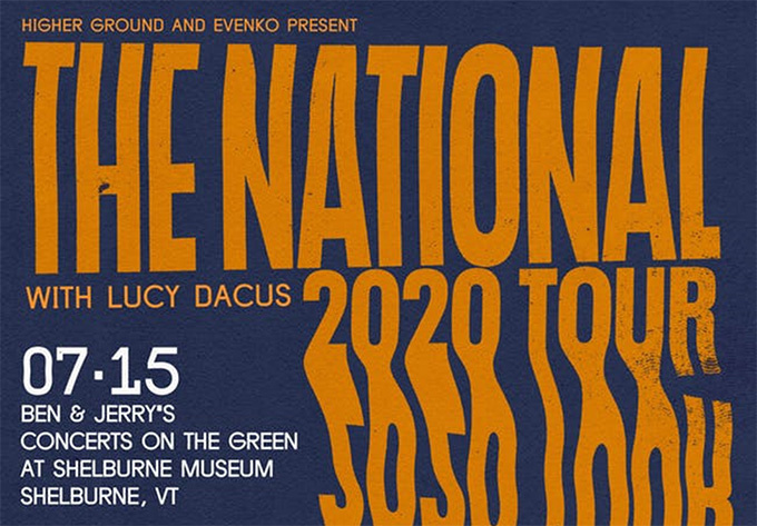 The National - 15 juillet 2020, Vermont