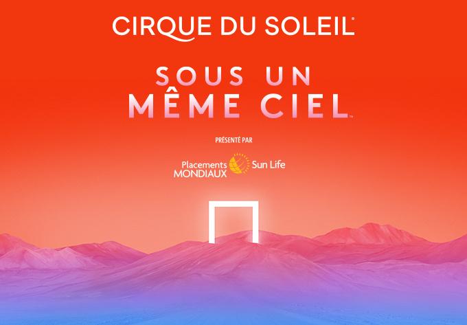 Cirque du Soleil - Sous un même ciel - 8 août 2021, Vieux-Port de Montréal