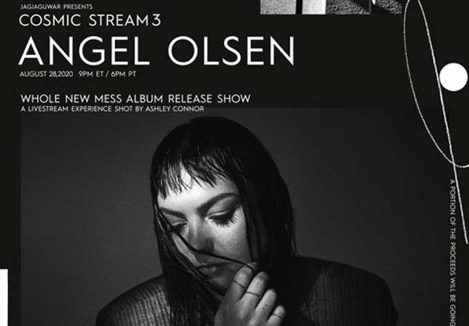 Angel Olsen  - 28 août 2020, En Ligne