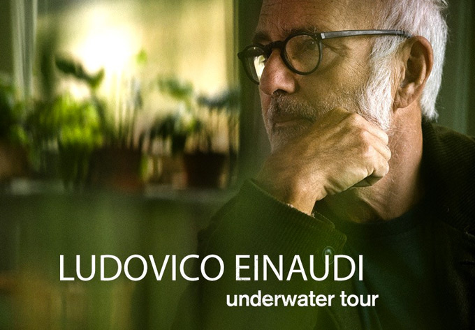 Ludovico Einaudi  - April 29, 2021, Quebec