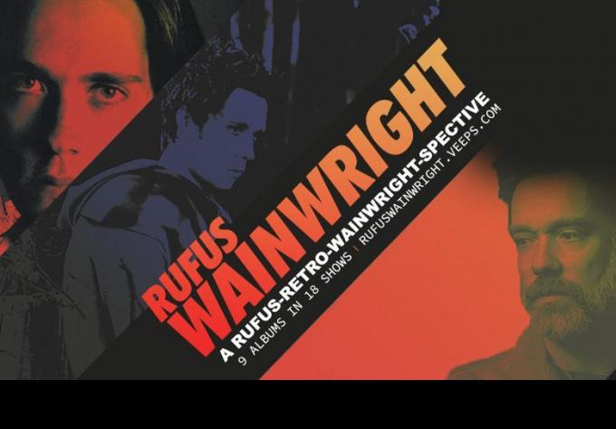 Rufus Wainwright - November 27, 2020, Online