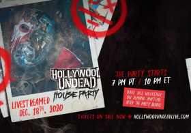 Hollywood Undead Houseparty