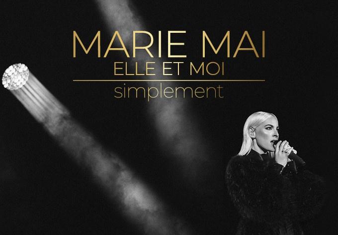 Marie-Mai - ELLE ET MOI SIMPLEMENT - March  6, 2021, Brossard