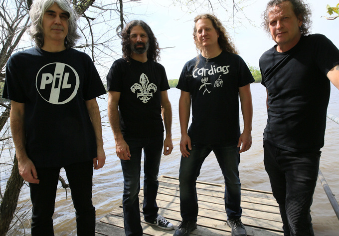 VOIVOD plays Nothingface - May 30, 2021, Online