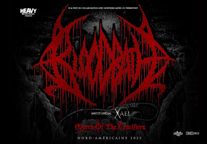 Bloodbath - May 24, 2022, Montreal