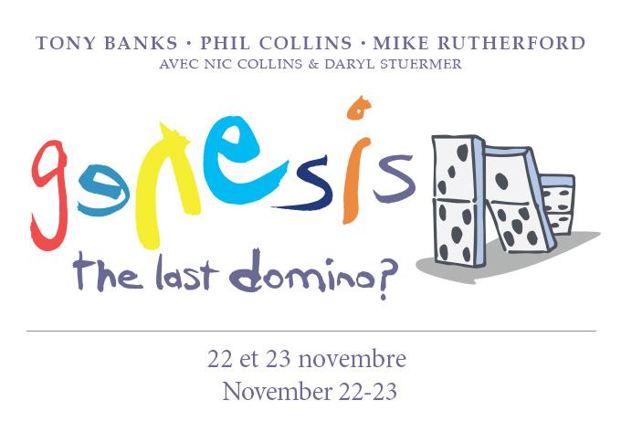 Genesis - November 23, 2021, Montreal