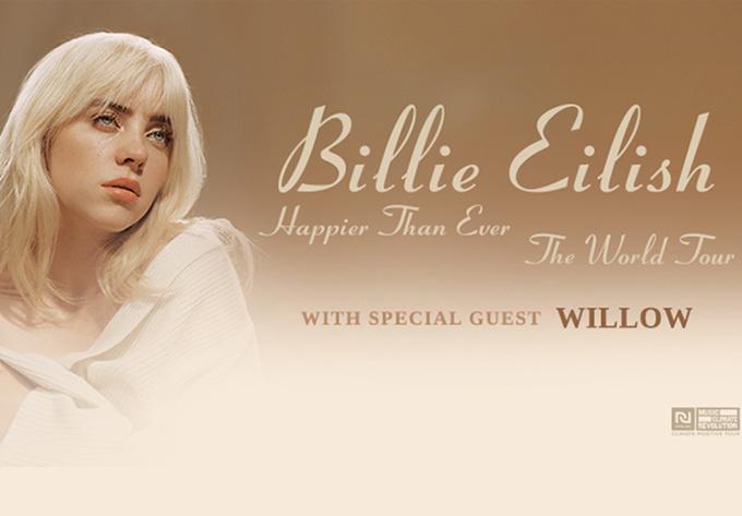 Billie Eilish - February 15, 2022, Montreal