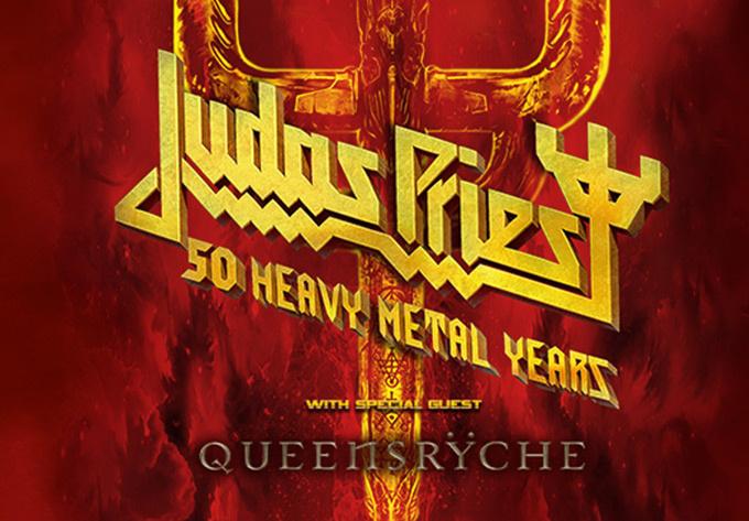 Judas Priest - November  4, 2021, Laval