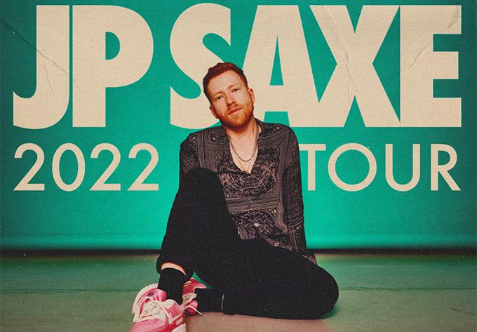 JP Saxe - November  1, 2021, Montreal