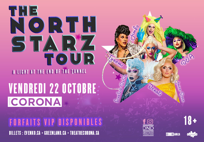 The North Starz Tour - October 22, 2021, Montreal