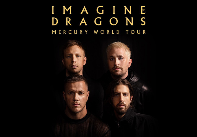 Imagine Dragons - February 16, 2022, Montreal