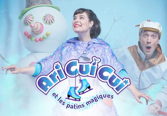 Ari Cui Cui et les patins magiques - January 16, 2022, Salaberry-de-Valleyfield