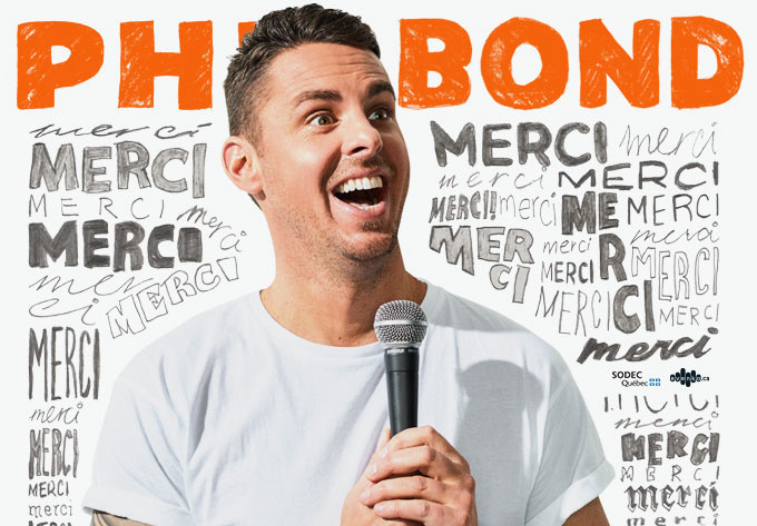 Philippe Bond - September  8, 2022, Trois-Rivières