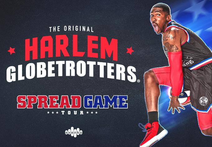 Harlem Globetrotters  - March 12, 2022, Laval